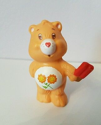 Vintage A.G.C Care Bear - Friend Bear with Icelolly Pvc Figure