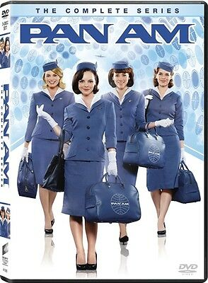 PAN AM THE COMPLETE SERIES New Sealed 3 DVD Set