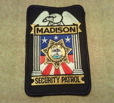 TN Madison Security Patrol Tennessee Security Patch