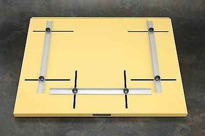 ":UNUSED Saunders Photographic 16x23"" 3-Way Boarderless Enlarging Easel"