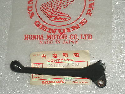 1983-84-1985 Honda NH80MD NH 80 Aero Scooter Left Rear Brake Lever NEW OEM NOS