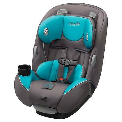 Safety 1st Continuum 3-in-1 Convertible Car Seat in Sea Glass