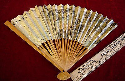 Vintage Japanese Chinese Fan
