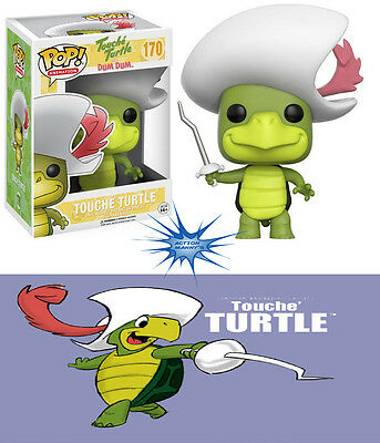 Funko Pop! Animation Hanna-Barbera Touche Turtle  *IN STOCK  READY TO SHIP*