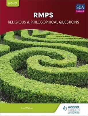 Higher RMPS: Religious and Philosophical Questions by Joe Walker 9781471873911