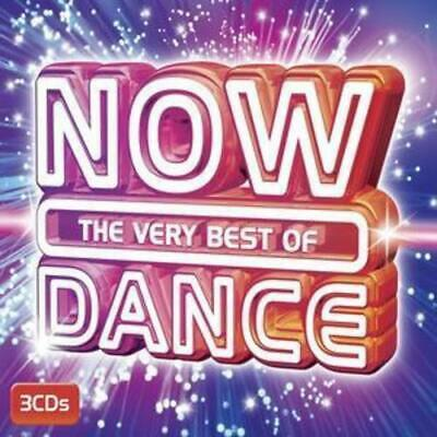 Various Artists : The Very Best of Now Dance CD (2005)