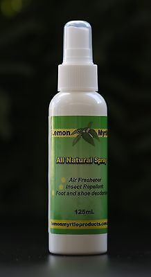 Lemon Myrtle Spray 125ML