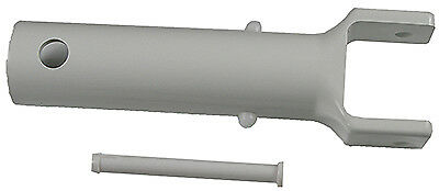 JED Pool Tools 80-219 Vacuum Handle And Pin-VACUUM HANDLE AND PIN