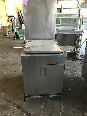 Belshaw gas Donut Fryer Model #718LCG