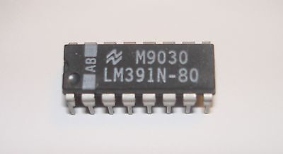 LM391N-80 Audio Power Driver IC