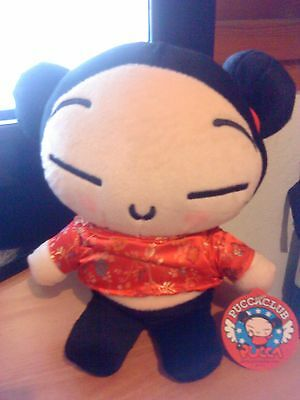 Brand New Funny Love PUCCA Plush Toy Doll ~ 11 in tall Japan Anime, Korea