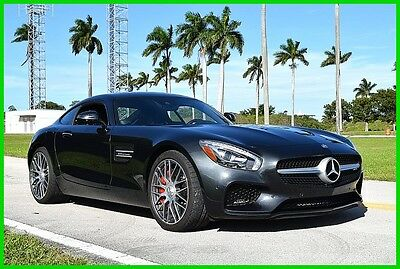 2016 Mercedes-Benz Other AMG® GT S 2016 AMG GT S  Coupe Premium