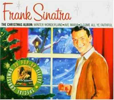 Frank Sinatra-Christmas Album, the [3d Pop-up Packaging]  CD NEW