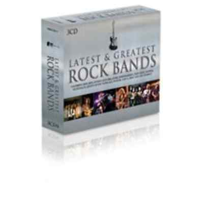 Various Artists-Rock Bands  CD / Box Set NEW