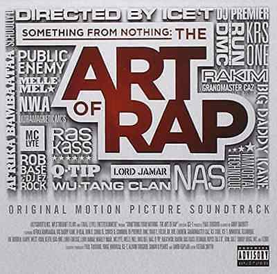 Various Artists-Something From Nothing: The Art Of Rap (  CD NEW
