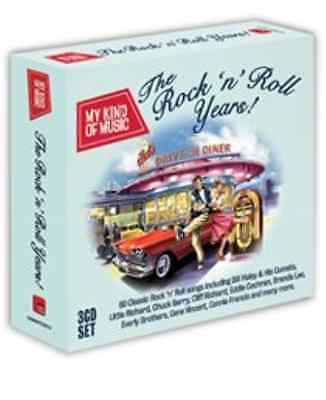 Various Artists-The Rock 'N' Roll Years  CD / Box Set NEW