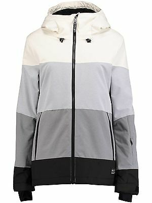 Oneill Black Out FA16 Coral Womens Snowboarding Jacket
