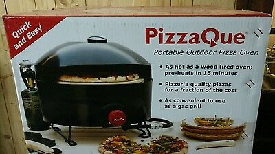 NEW Pizzacraft Pizza Que P6500 Portable Outdoor Pizza Oven
