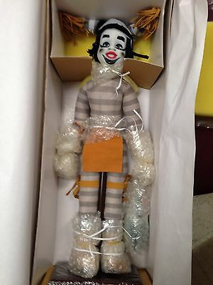 TIMELESS Kachina Collections Indian CLOWN SPIRIT porcelain doll, NEW in box!