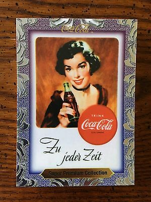 Set Of 10 1995 Coca Cola Super Premium Trading Cards From Collect-A-Card
