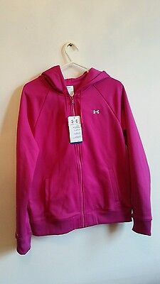 ladies Under Armour hoodie