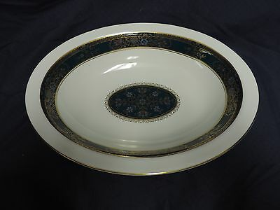 "Royal Doulton Carlyle 10 3/4"" Oval Vegetable Bowl"