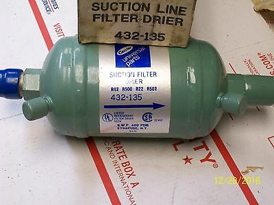 New Carrier Suction Line Filter Drier , 432-135
