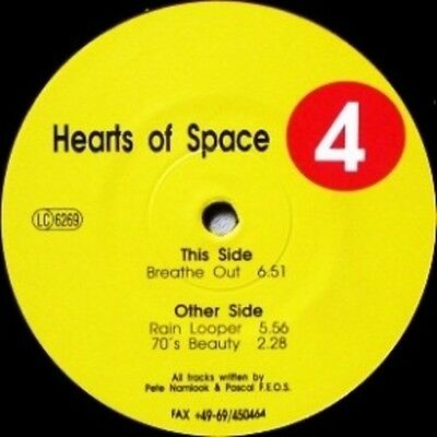Hearts Of Space Hearts Of Space 4 Vinyl Single 12inch Fax +49-69/450464