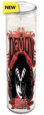 Kiss Wax Candle - Gene Simmons Demon