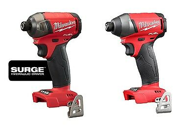 MILWAUKEE 2760-20 M18™ FUEL™ SURGE 1/4 In. Hex Hydraulic Impact Driver + 2753-20