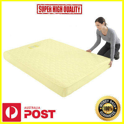 Plastic Mattress Cover Storage Moving Protector King Mattress Size- High Quality