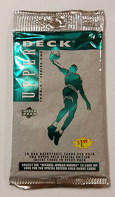 NBA Upper Deck 1994/95 Series 1 Special Edition Retail Pack - Basketball Cards