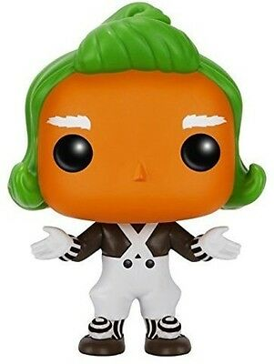 Willy Wonka - Oompa Loompa Funko Pop! Movies Toy