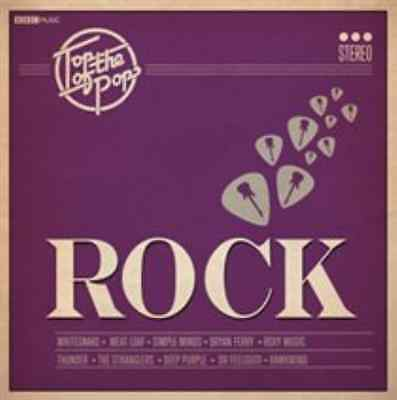 Various Artists-Top of the Pops: Rock  CD NEW