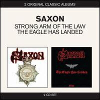 SAXON-Strong Arm Of The Law / T  CD NEW
