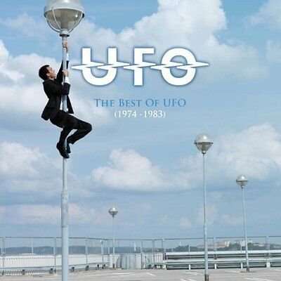 UFO-The Best of '74 - '83  CD NEW