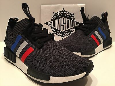 Latest Adidas NMD R1 Core Black Cargo Trail Ba7251 Mens