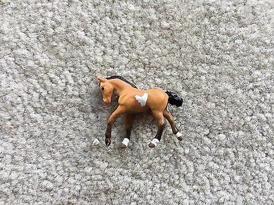 Rare Breyer Horse Mini Whinnies #300109 Foal Collection Romping Buckskin Pinto
