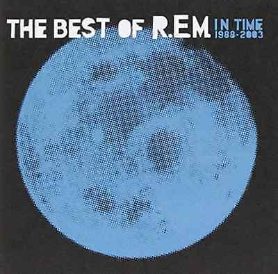 REM-In Time: The Best Of Rem 1988-2003  CD NEW