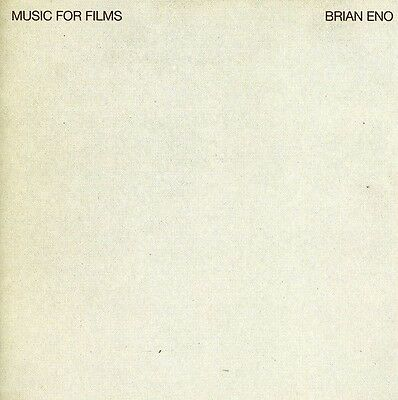 Brian Eno - Music for Films [New CD] Italy - Import