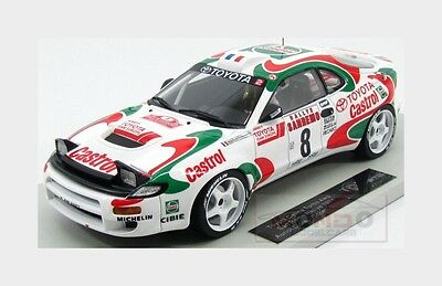 Toyota Celica Gt4 Turbo 4Wd #8 Winner Rally Sanremo 1994 Topmarques 1:18 TOP034C