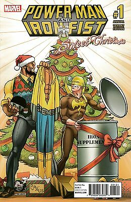 POWER MAN AND IRON FIST: SWEET CHRISTMAS ANNUAL #1 - Kris Anka Variant - NM