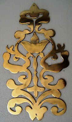 Real ANTIQUE ship's Door PLAQUE / PLATE for Decoration -From Passenger Vessel(B)