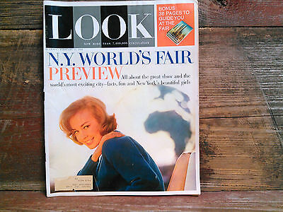 Look - N.Y. World's Fair Preview - February 11, 1964