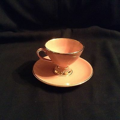 Vintage Tea Cup and Saucer - Perfect for High Tea