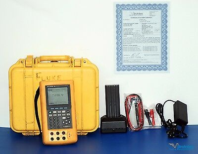 Fluke 741 Documenting Process Calibrator - NIST Calibrated + Warranty + more