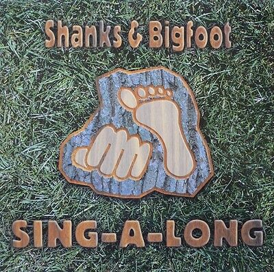 Shanks & Bigfoot Sing-A-Long Vinyl Single 12inch NEAR MINT Pepper Records