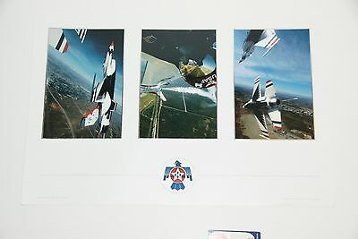 """USAF Thunderbirds Poster Print Air Force Planes 18"""" x 12"""""""