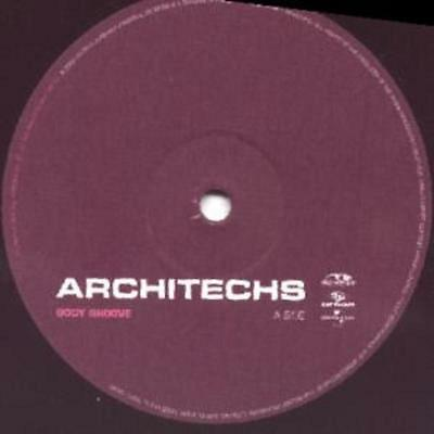 Architechs Body Groove Vinyl Single 12inch NEAR MINT Urban Records