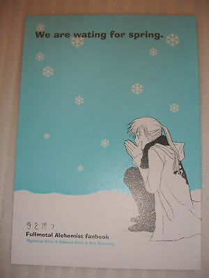 Fullmetal Alchemist Doujinshi We are waiting for spring